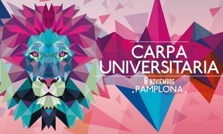 Concurso de pegatinas Carpa Universitaria 2015