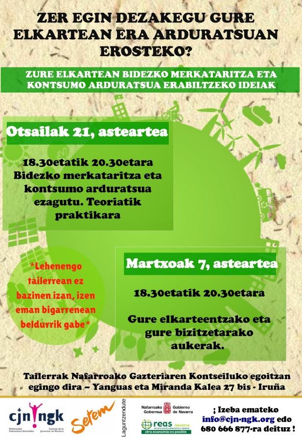 II. SESION COMERCIO JUSTO EUSK