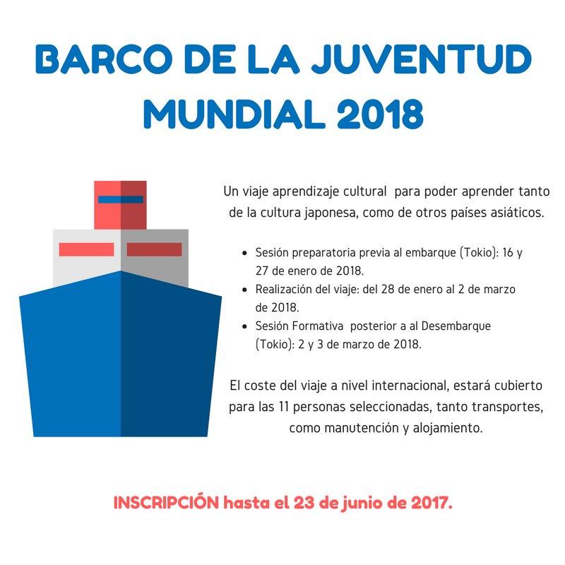 BARCO DE LA JUVENTUD